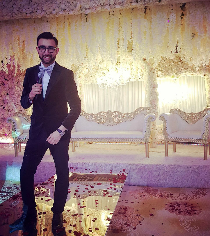 The Asian Wedding Comedian - Wedding Comedian