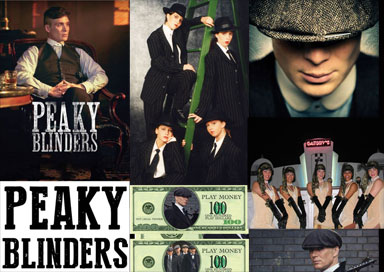 The Peaky Blinders Themed Party Co picture