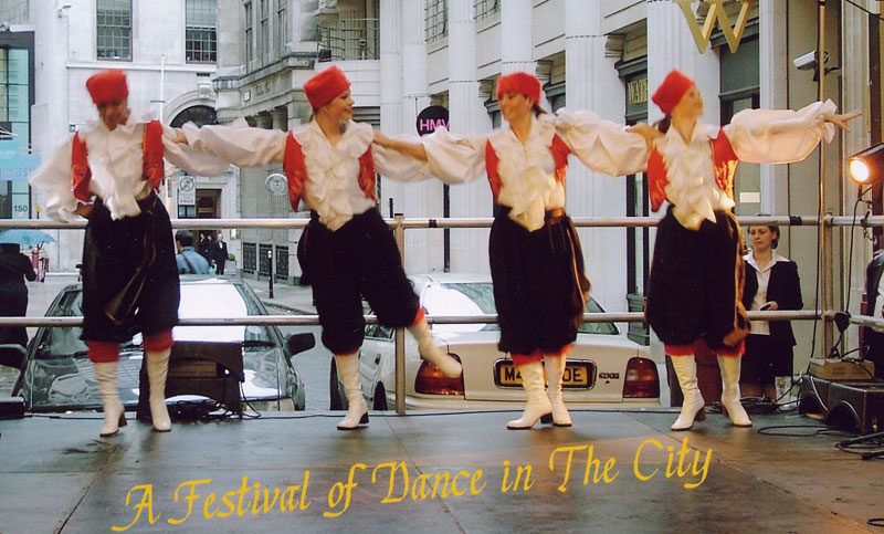 The Russian Dancers - Russian Themed Entertainment