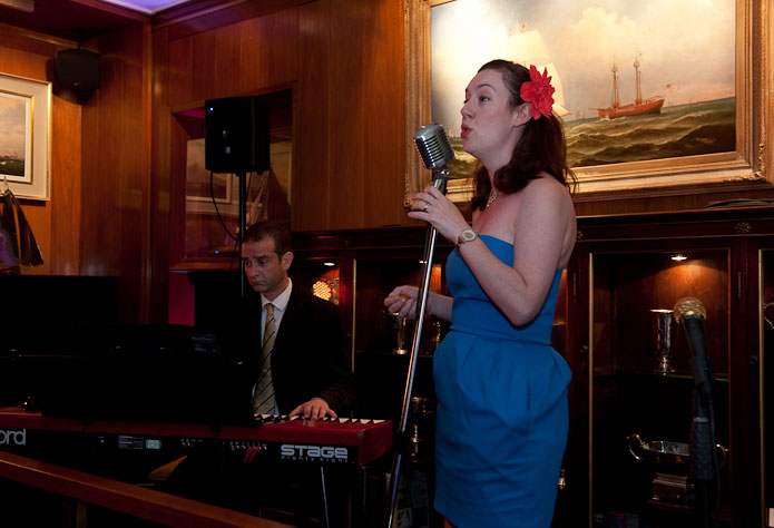 The Nottingham Jazz Duo - Jazz Duo