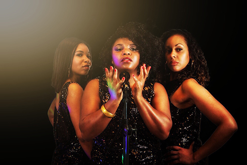 The Sleek Trio - Soul / RnB Vocal Trio