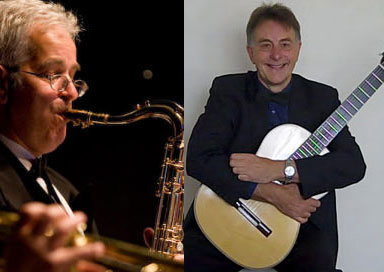 The Sussex Guitar & Sax duo - Guitar & Sax Duo