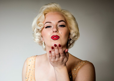Ultimate Marilyn Monroe Lookalike picture