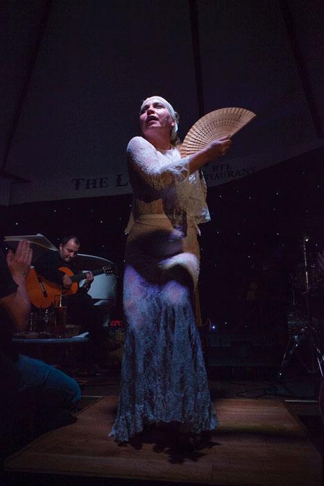 The London Flamenco Dancer - Flamenco Dancer
