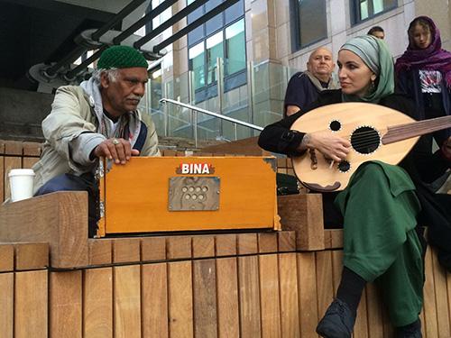 The Sabri Qawwali Duo - Qawwali Singers