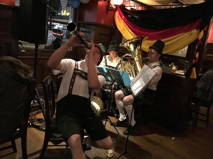 The London Oompah Band - Bavarian Oompah Band