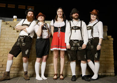 The London Oompah Band - Bavarian Oompah Band