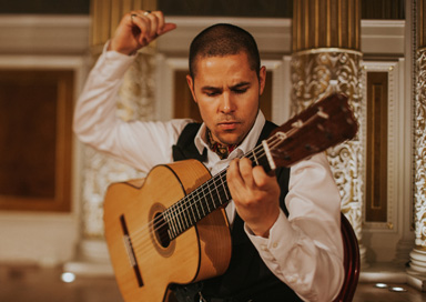 Flamenco Puro - Flamenco Guitarist