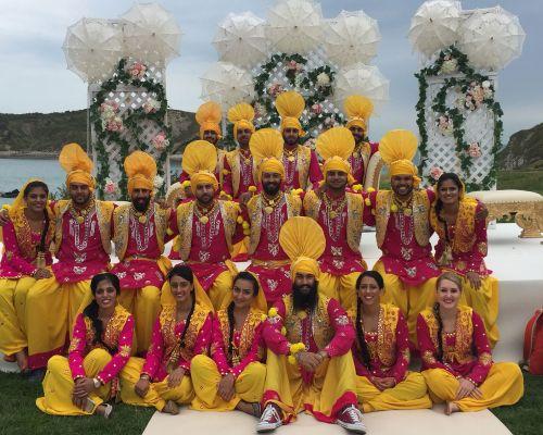 The London Bhangra Dancers - Bhangra Dancers