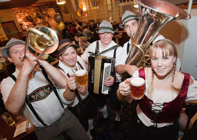 The North of England Oompah Band - Oompah Band