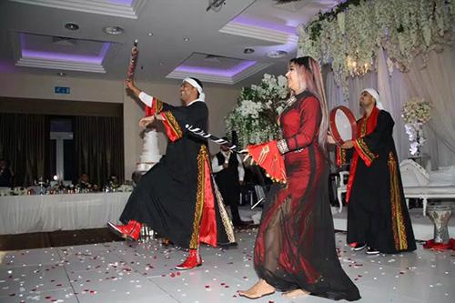 The Egyptian Zaffa Dancers - Zaffa Dancers