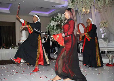 The Egyptian Zaffa Dancers - Zaffa Dancers