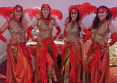 The Birmingham Bollywood Dancers picture