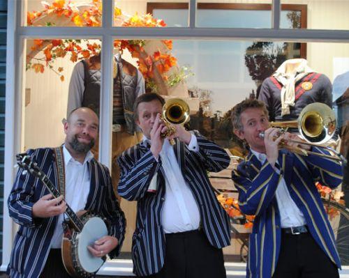 Soft Shoe Strutters - Jazz Band