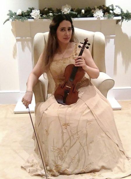 Marina the Violinist - Solo Violinist