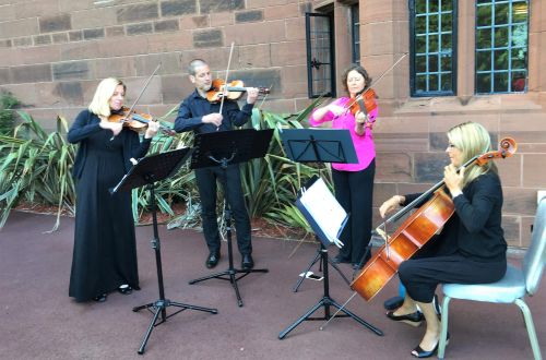 The Lunesdale Quartet - Pop String Quartet