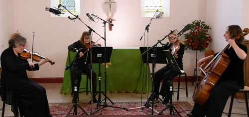 The Suffolk String Quartet - String Quartet