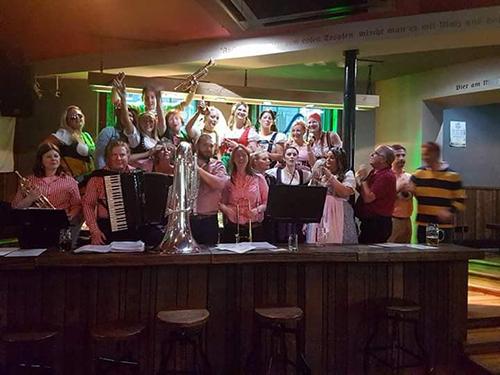 The Edinburgh Oompah Band - Oompah Bands