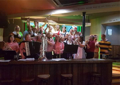 The Edinburgh Oompah Band - Oompah Bands