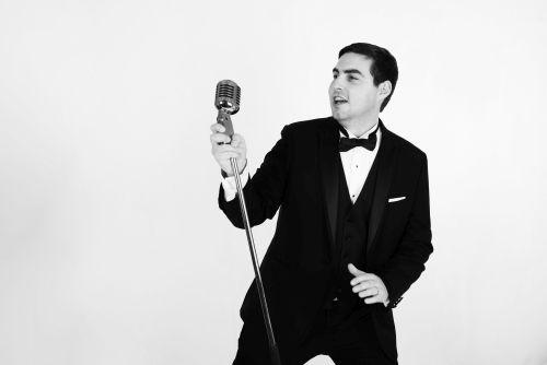 Alex The Swing Singer - Jazz Singer