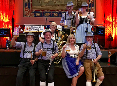 Sussex Oompah Band - Oompah Band