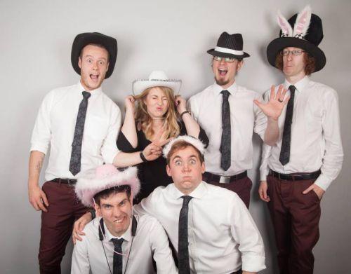 Alice In Boogieland - Six Piece Funk/Pop Band