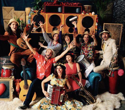 The Festival Wedding Band - Calypso & Latin Band
