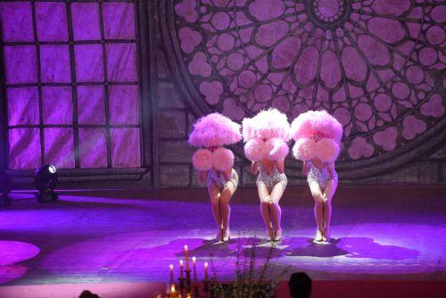 The Vintage Showgirls - Showgirl & Dance Company