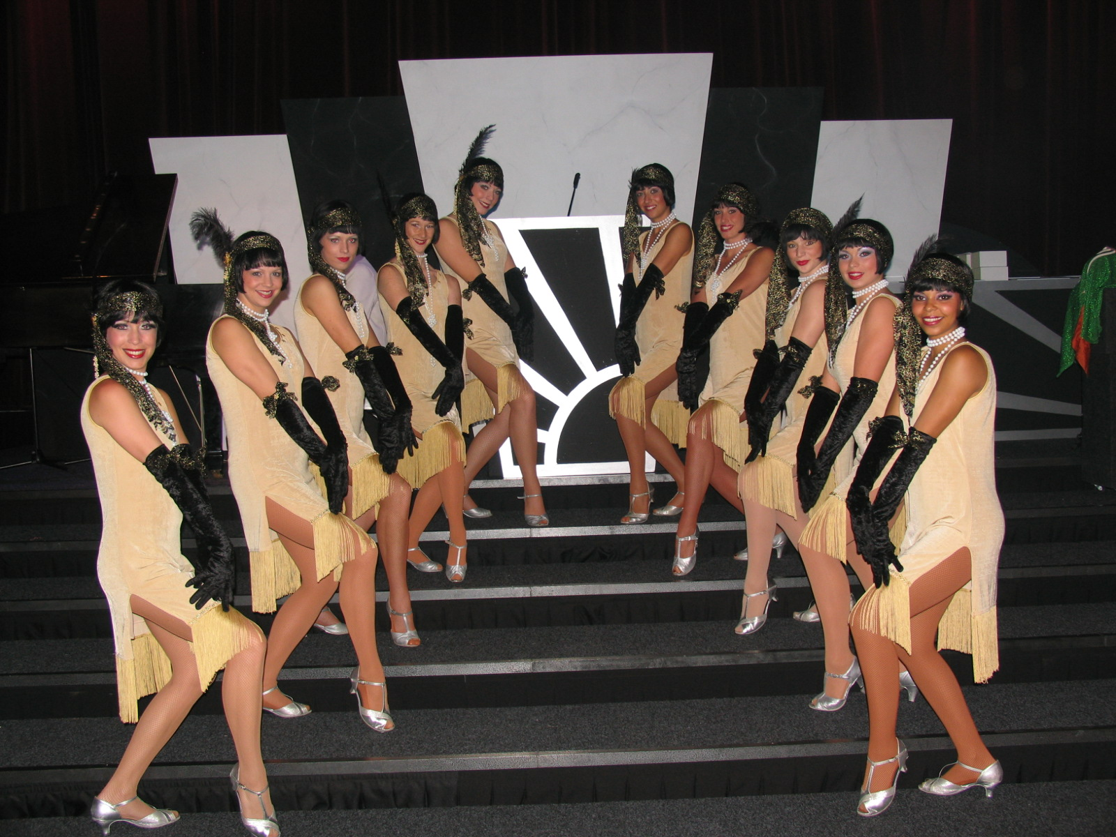 The Gatsby Dancers - 1920's Gatsby Dancers