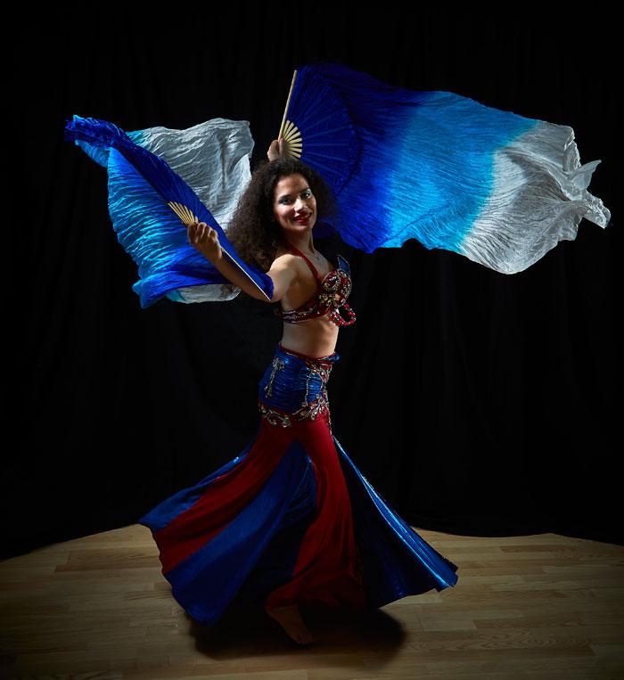 The Yorkshire Belly Dancer - Belly Dancer