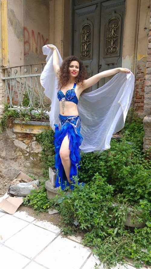 The Yorkshire Belly Dancer - Belly Dancer