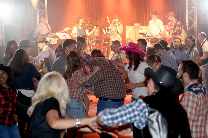 The Country and Western Band - Country and Western Singer / Band