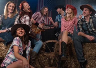 The Country and Western Band picture