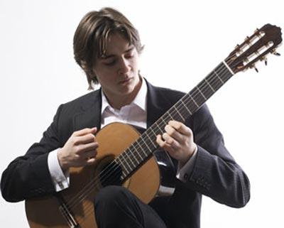 Marcus Norris - Classical Guitarist