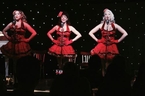The Sugar Sisters - Vintage vocal harmony trio