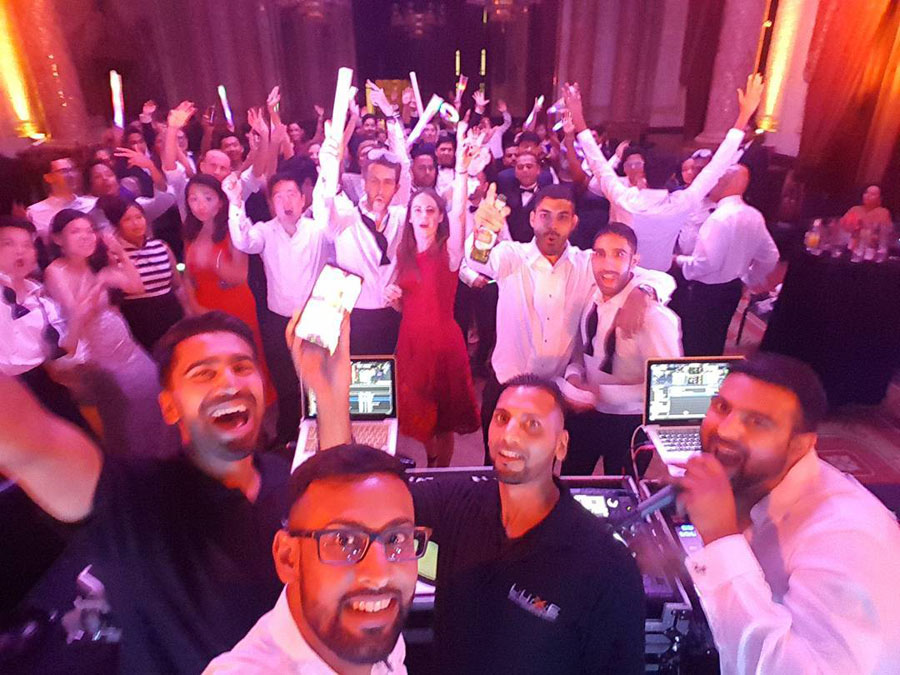 The London Asian Wedding DJ - Asian DJ and AV Supplier