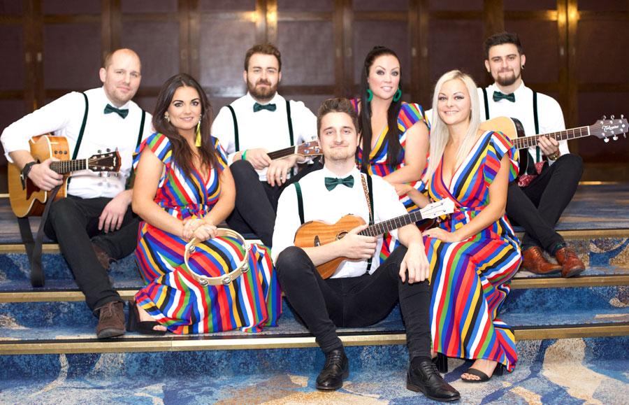The Unplugged Wedding Band - Acoustic Band
