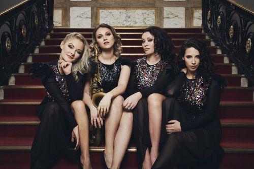 Duchess Live - Female Singers & Sax Band