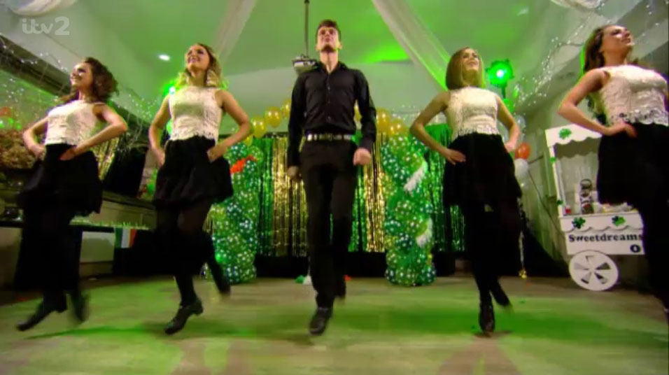 The South East Irish Dancers - Irish Dancers