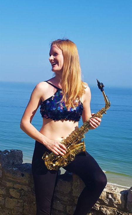 The Brighton Saxophonist - Saxophonist