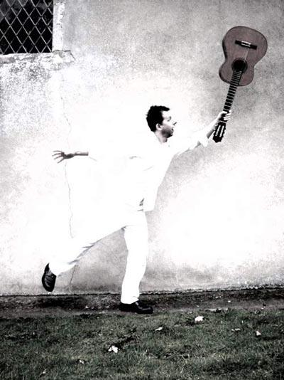 Kirk Andrews - Classical Guitarist