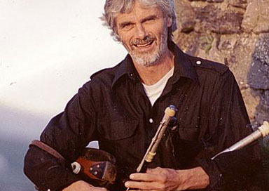 The Kerry Piper - Uilleann Piper and Whistle Player