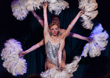 The Edinburgh Gatsby Dancers & Showgirls picture