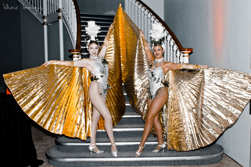 The Scottish Showgirls - Vegas Showgirls and Cabaret Dancers