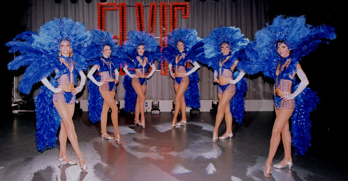 The Vegas Showgirls - Showgirls / Dancers