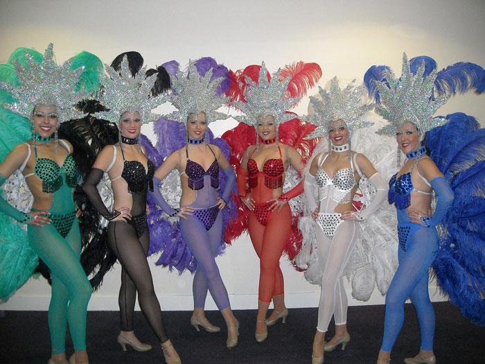 The Vegas Showgirls - Showgirls / Dancers