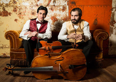 The Bollywood String Duo - String Duo