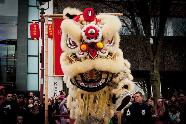 The Chinese Lion Dancers - Chinese Lion Dancers and Dragon Dancers