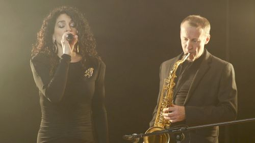 The Sussex Sax and Vocal Duo - Saxophone, backing tracks  and vocals