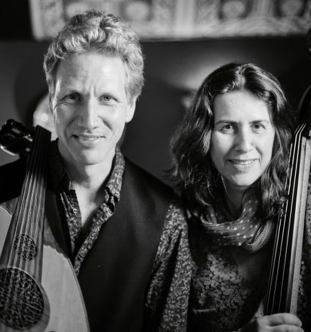 Eastern Strings - Middle Eastern, Klezmer & Sephardic Duo